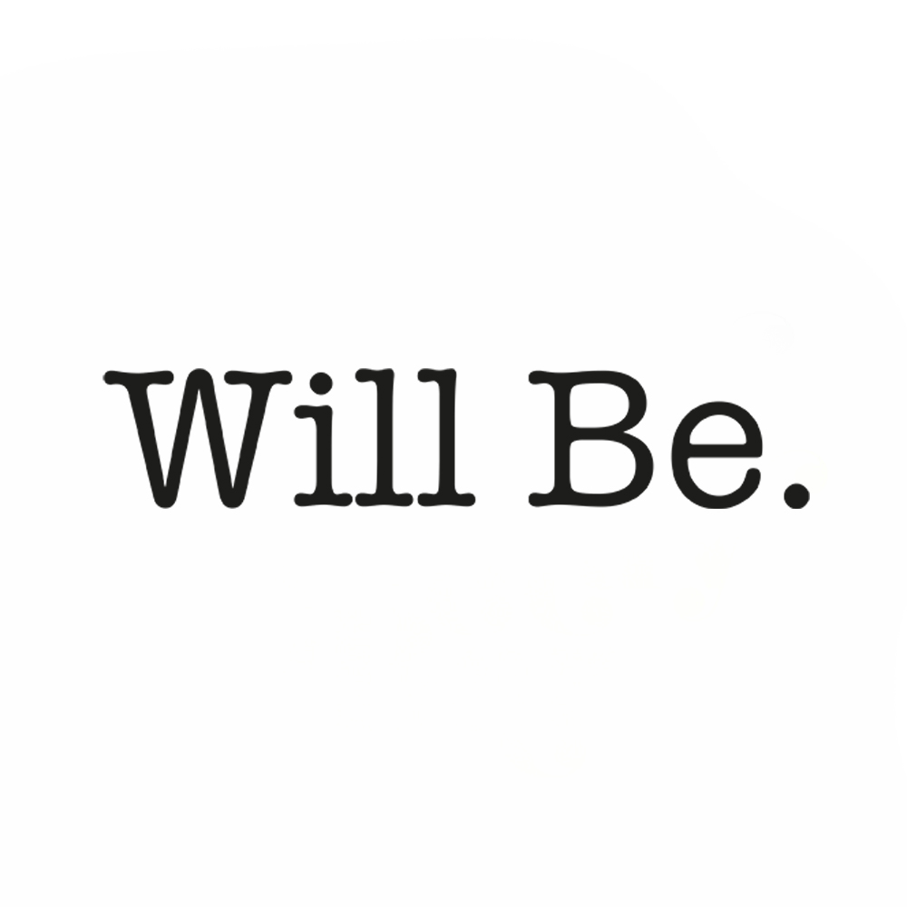 will be